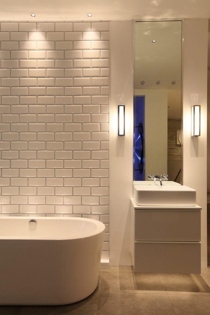 The bathroom edit lighting the interior editor for Bathroom zone lighting