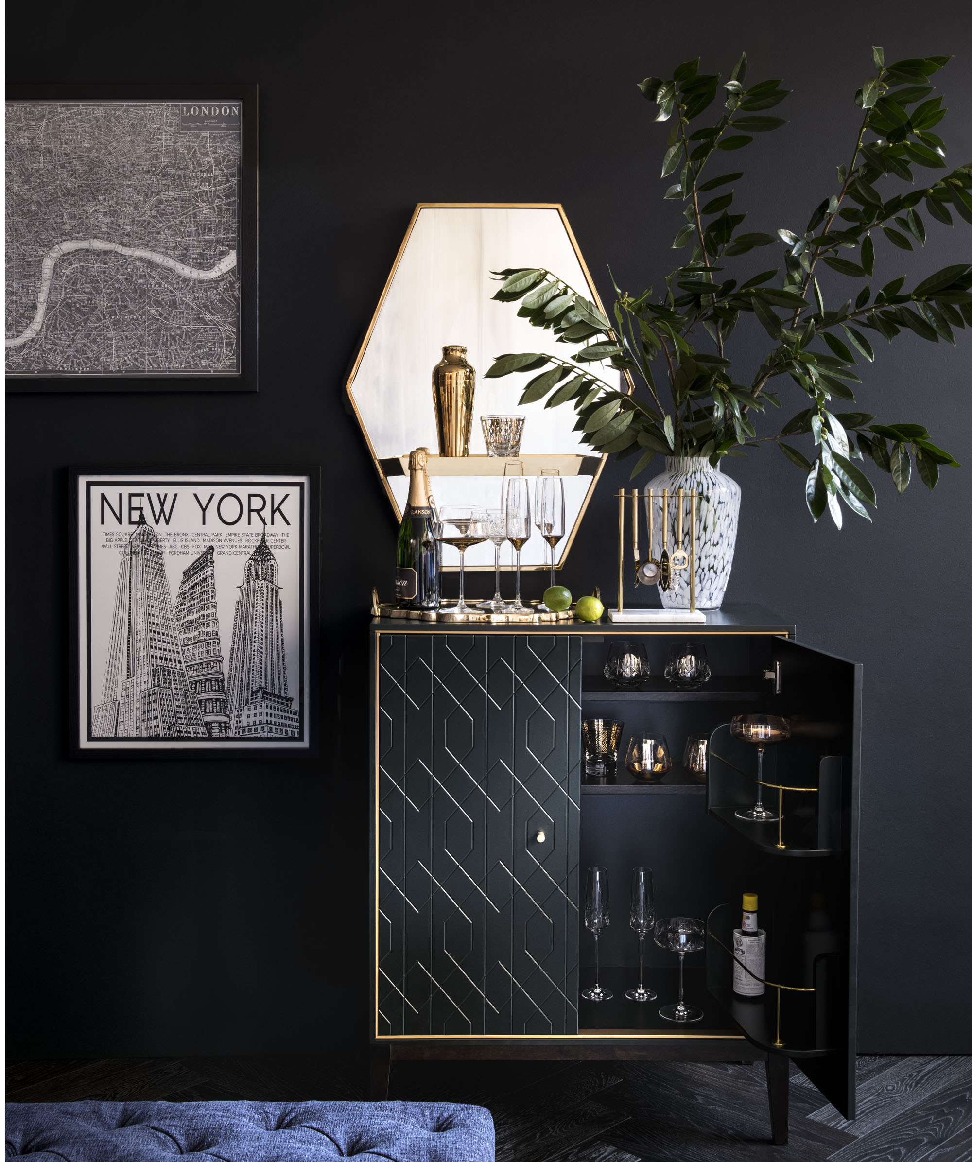 Art Deco Designs: The New Art Deco & Art Nouveau Modern Style