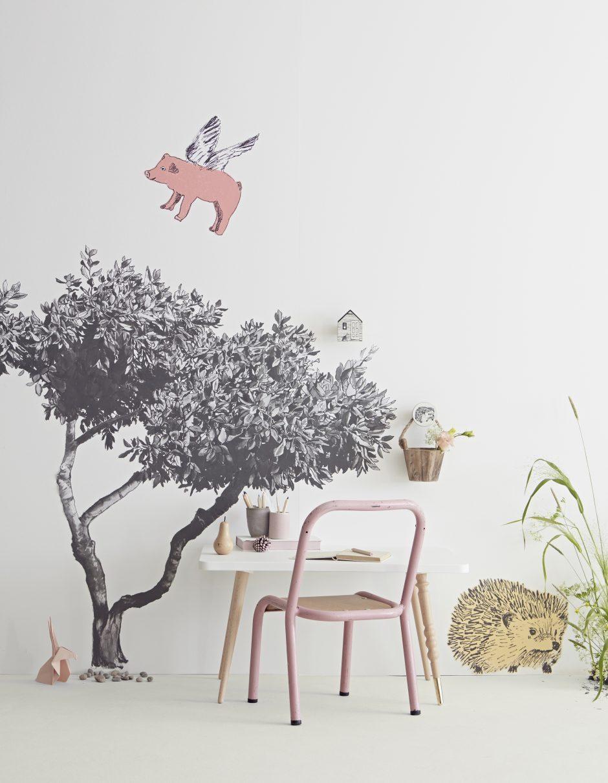 Wall Stickers - Quick & Easy Children's Bedroom Decor