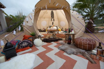 Camping In Style - Home Comforts